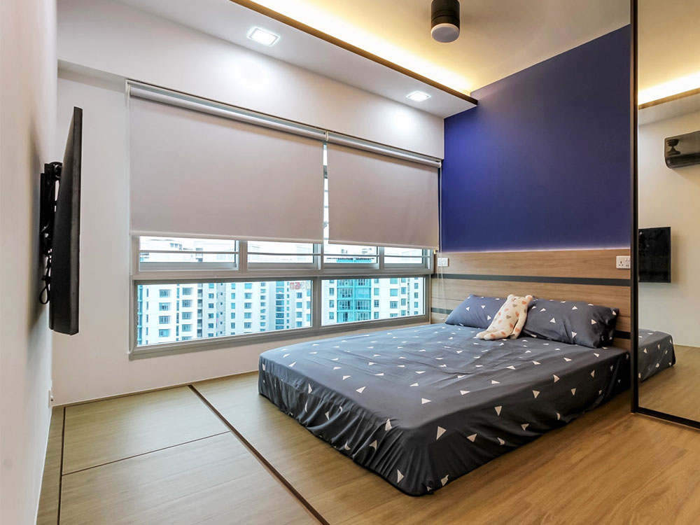 7 Elegant Bedroom Interior Design Ideas in Singapore