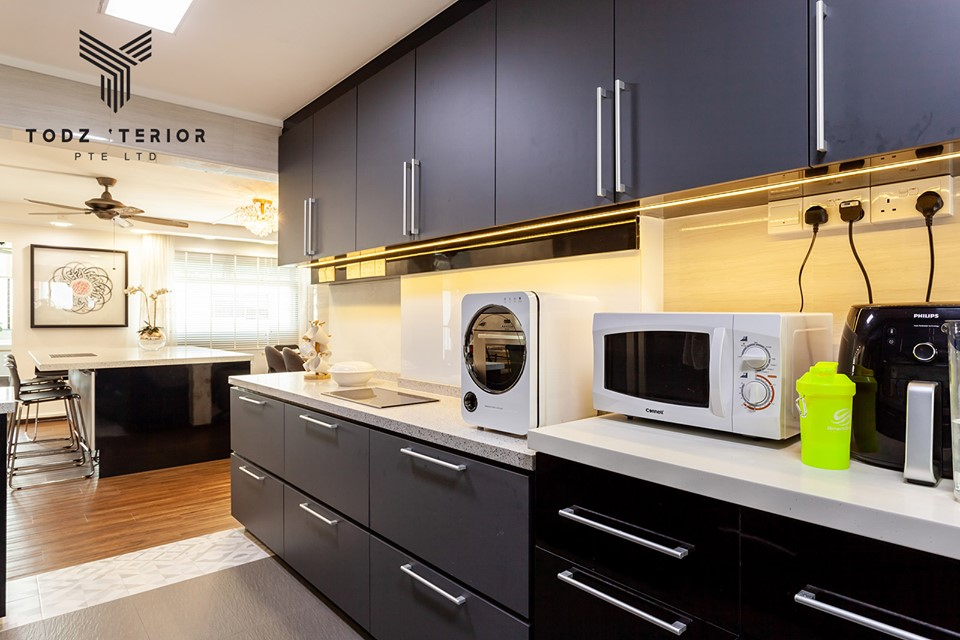HBD Kitchen Design Ideas In Singapore For Your Inspiration