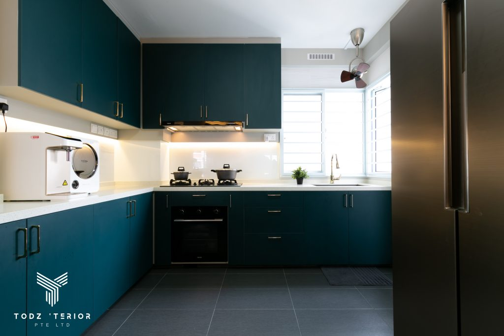 Find The Best Kitchen Renovation Singapore Package