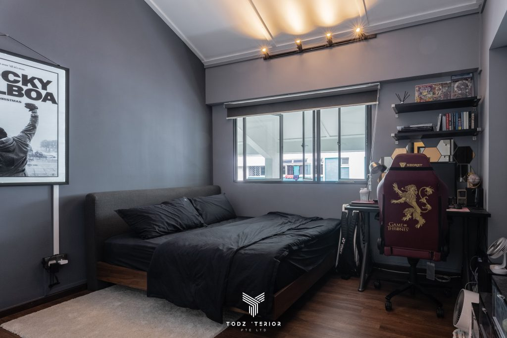 How to Design an Efficient Master Bedroom